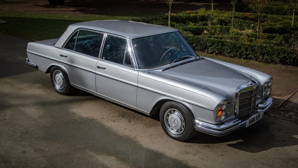 1972 Mercedes 300 SEL 3.5 For Sale (picture 11 of 101)