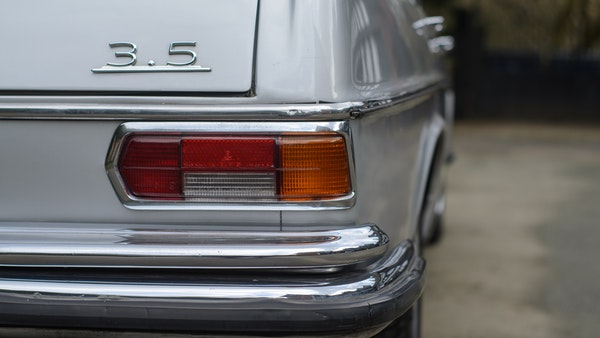 1972 Mercedes 300 SEL 3.5 For Sale (picture 65 of 101)