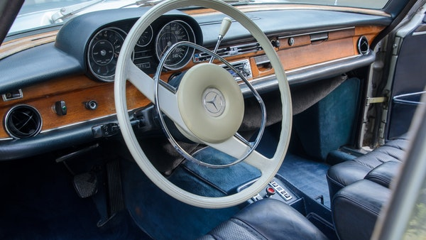 1972 Mercedes 300 SEL 3.5 For Sale (picture 25 of 101)