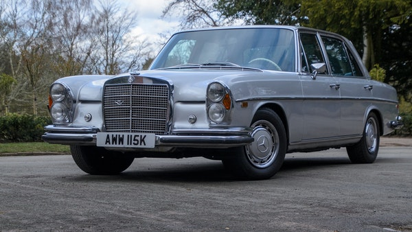 1972 Mercedes 300 SEL 3.5 For Sale (picture 17 of 101)