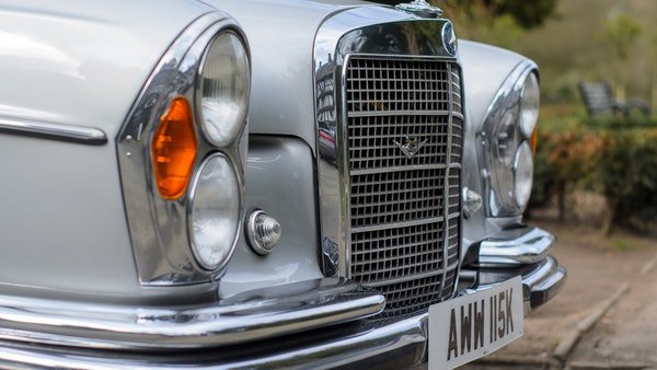 1972 Mercedes 300 SEL 3.5 For Sale (picture 64 of 101)