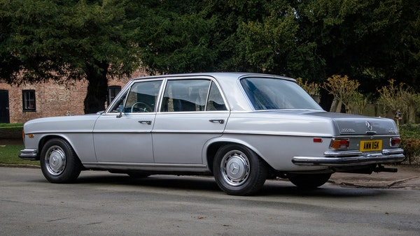 1972 Mercedes 300 SEL 3.5 For Sale (picture 16 of 101)