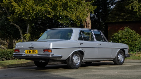 1972 Mercedes 300 SEL 3.5 For Sale (picture 8 of 101)