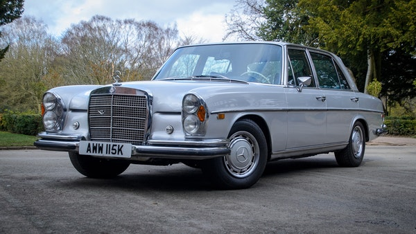 1972 Mercedes 300 SEL 3.5 For Sale (picture 1 of 101)
