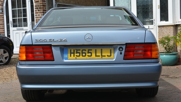 1991 Mercedes-Benz 300 SL-24 For Sale (picture 29 of 167)