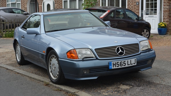 1991 Mercedes-Benz 300 SL-24 For Sale (picture 47 of 167)