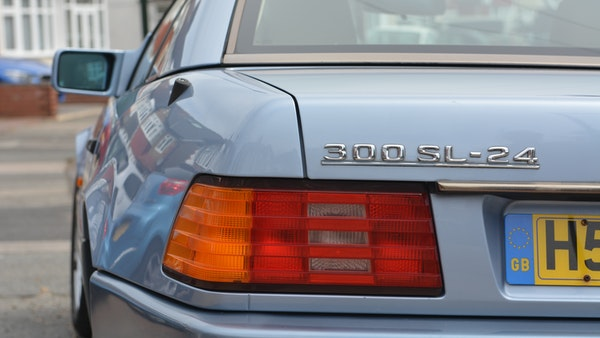 1991 Mercedes-Benz 300 SL-24 For Sale (picture 123 of 167)