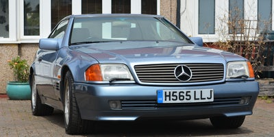 1991 Mercedes-Benz 300 SL-24
