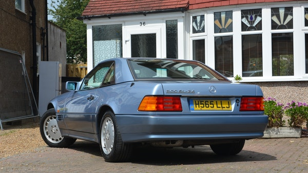 1991 Mercedes-Benz 300 SL-24 For Sale (picture 21 of 167)