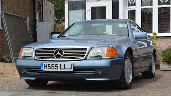 1991 Mercedes-Benz 300 SL-24 For Sale (picture 11 of 167)