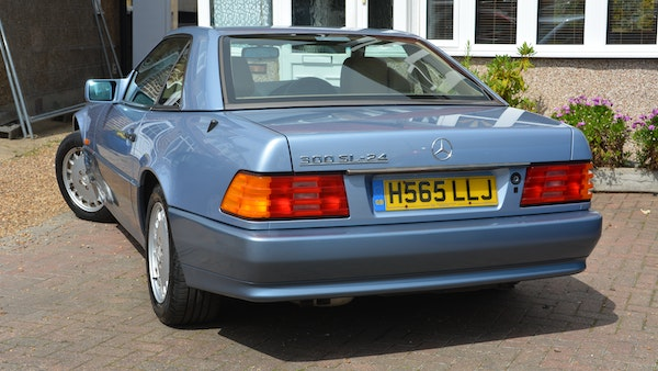 1991 Mercedes-Benz 300 SL-24 For Sale (picture 26 of 167)