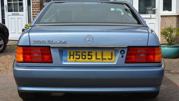 1991 Mercedes-Benz 300 SL-24 For Sale (picture 30 of 167)