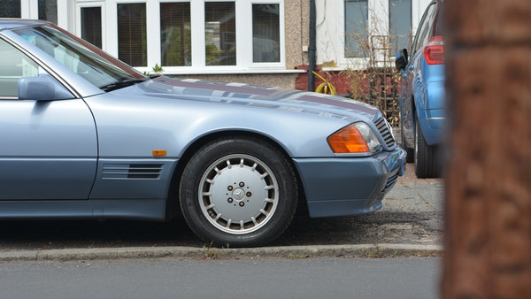 1991 Mercedes-Benz 300 SL-24 For Sale (picture 120 of 167)