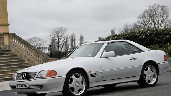 NO RESERVE! -1992 Mercedes-Benz 300 SL-24 For Sale (picture 12 of 126)