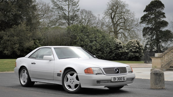 NO RESERVE! -1992 Mercedes-Benz 300 SL-24 For Sale (picture 20 of 126)