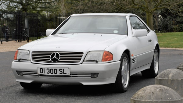 NO RESERVE! -1992 Mercedes-Benz 300 SL-24 For Sale (picture 22 of 126)