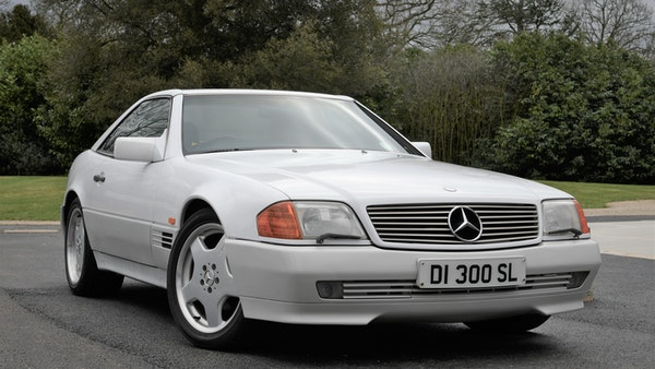 NO RESERVE! -1992 Mercedes-Benz 300 SL-24 For Sale (picture 3 of 126)