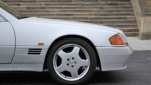 NO RESERVE! -1992 Mercedes-Benz 300 SL-24 For Sale (picture 63 of 126)