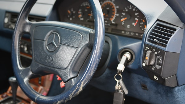 NO RESERVE! -1992 Mercedes-Benz 300 SL-24 For Sale (picture 33 of 126)