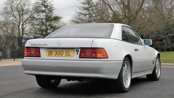 NO RESERVE! -1992 Mercedes-Benz 300 SL-24 For Sale (picture 19 of 126)