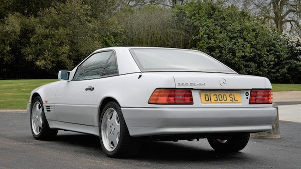 NO RESERVE! -1992 Mercedes-Benz 300 SL-24 For Sale (picture 14 of 126)