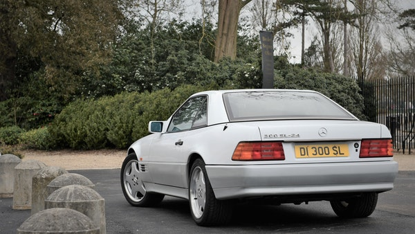 NO RESERVE! -1992 Mercedes-Benz 300 SL-24 For Sale (picture 21 of 126)