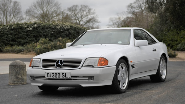 NO RESERVE! -1992 Mercedes-Benz 300 SL-24 For Sale (picture 1 of 126)