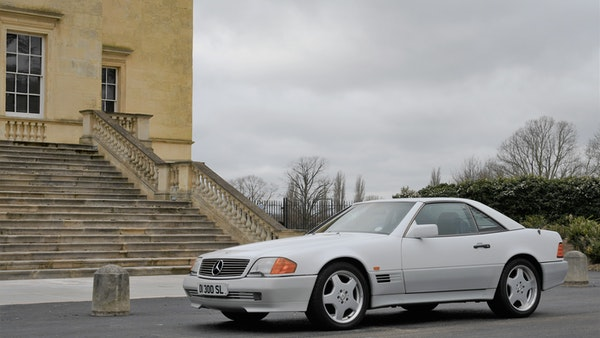 NO RESERVE! -1992 Mercedes-Benz 300 SL-24 For Sale (picture 11 of 126)