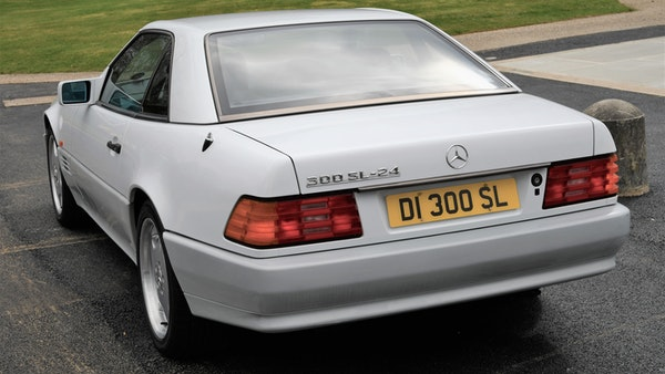 NO RESERVE! -1992 Mercedes-Benz 300 SL-24 For Sale (picture 15 of 126)