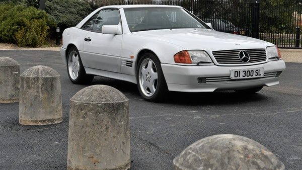 NO RESERVE! -1992 Mercedes-Benz 300 SL-24 For Sale (picture 9 of 126)
