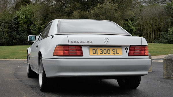 NO RESERVE! -1992 Mercedes-Benz 300 SL-24 For Sale (picture 10 of 126)