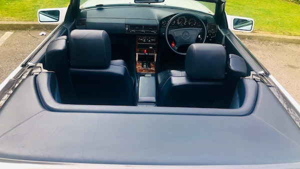 NO RESERVE! -1992 Mercedes-Benz 300 SL-24 For Sale (picture 75 of 126)