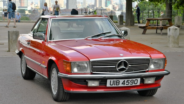 RESERVE LOWERED - 1987 Mercedes-Benz 300 SL For Sale (picture 21 of 151)