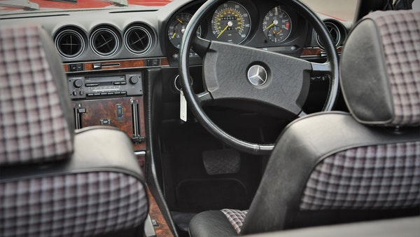 RESERVE LOWERED - 1987 Mercedes-Benz 300 SL For Sale (picture 39 of 151)