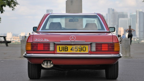 RESERVE LOWERED - 1987 Mercedes-Benz 300 SL For Sale (picture 13 of 151)