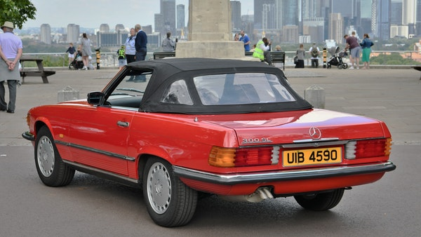 RESERVE LOWERED - 1987 Mercedes-Benz 300 SL For Sale (picture 10 of 151)