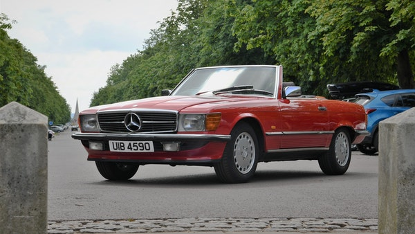 RESERVE LOWERED - 1987 Mercedes-Benz 300 SL For Sale (picture 26 of 151)