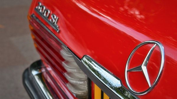RESERVE LOWERED - 1987 Mercedes-Benz 300 SL For Sale (picture 83 of 151)
