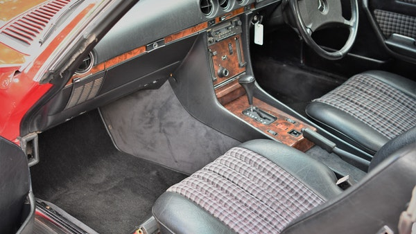 RESERVE LOWERED - 1987 Mercedes-Benz 300 SL For Sale (picture 46 of 151)