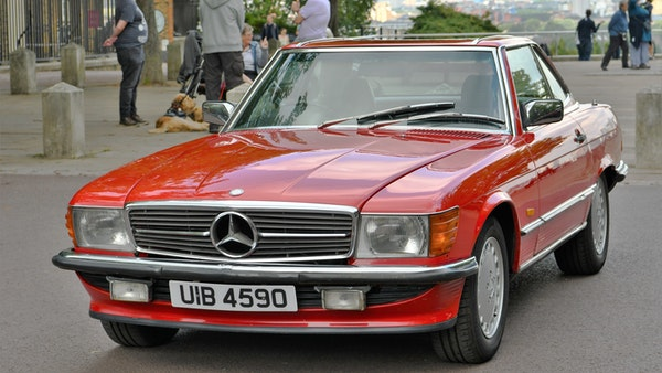 RESERVE LOWERED - 1987 Mercedes-Benz 300 SL For Sale (picture 7 of 151)