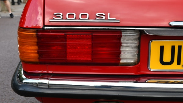 RESERVE LOWERED - 1987 Mercedes-Benz 300 SL For Sale (picture 76 of 151)