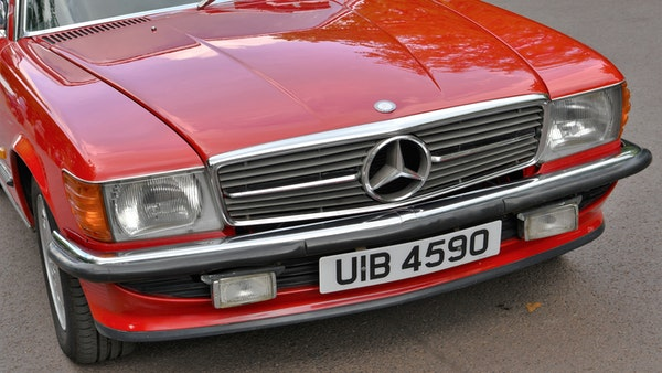 RESERVE LOWERED - 1987 Mercedes-Benz 300 SL For Sale (picture 73 of 151)