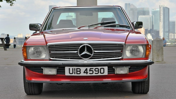 RESERVE LOWERED - 1987 Mercedes-Benz 300 SL For Sale (picture 5 of 151)