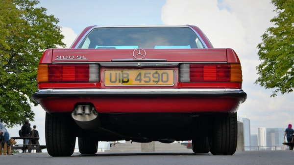 RESERVE LOWERED - 1987 Mercedes-Benz 300 SL For Sale (picture 14 of 151)