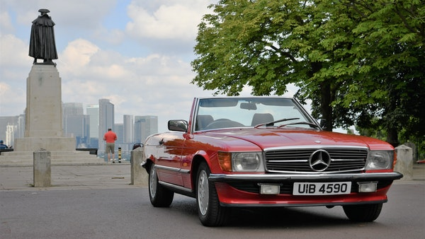 RESERVE LOWERED - 1987 Mercedes-Benz 300 SL For Sale (picture 25 of 151)