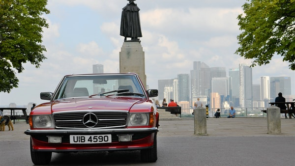 RESERVE LOWERED - 1987 Mercedes-Benz 300 SL For Sale (picture 24 of 151)