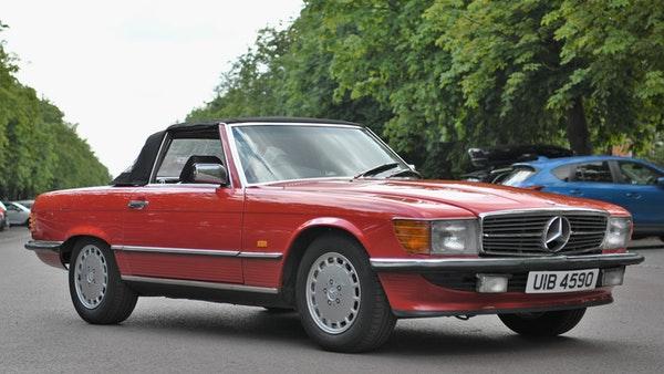 RESERVE LOWERED - 1987 Mercedes-Benz 300 SL For Sale (picture 20 of 151)