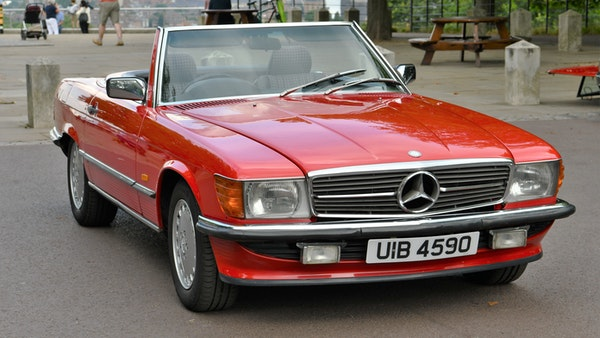 RESERVE LOWERED - 1987 Mercedes-Benz 300 SL For Sale (picture 3 of 151)