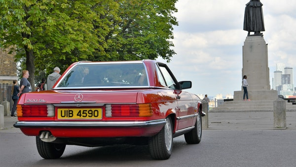 RESERVE LOWERED - 1987 Mercedes-Benz 300 SL For Sale (picture 27 of 151)