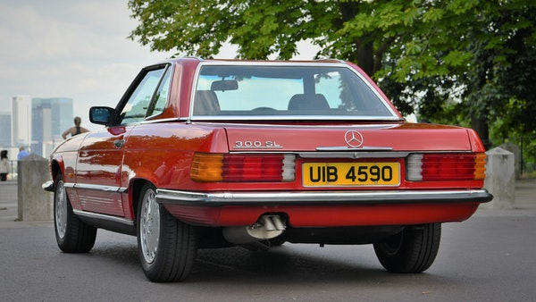 RESERVE LOWERED - 1987 Mercedes-Benz 300 SL For Sale (picture 11 of 151)